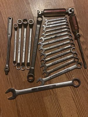 Craftsman tools forged in the USA for Sale in Norwalk, CA