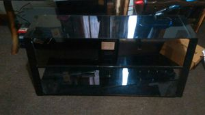 Glass TV stand for Sale in Traverse City, MI