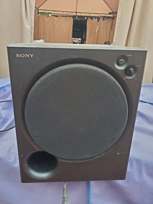 Sony sub woofer for Sale in El Cajon, CA
