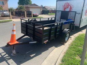 5x10 heavy duty trailer for Sale in San Diego, CA