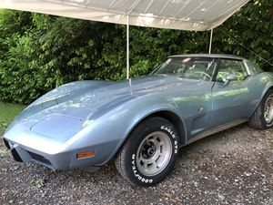 Chevy corvette 1977 for Sale in Gig Harbor, WA