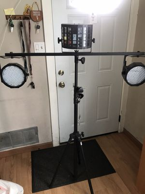 Dj lighting stand for Sale in Pacifica, CA