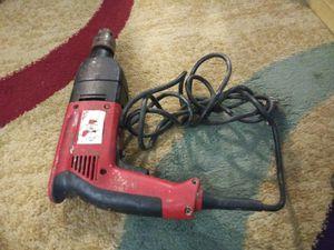 Milwaukee 1/2 (13mm) Hammer Drill for Sale in San Antonio, TX