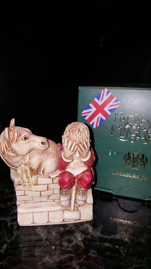 Harmony Kingdom, Christmas roly poly HOLY SMOKE for Sale in Santa Ana, CA