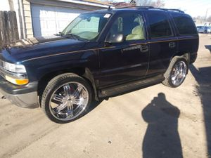Chevy Tahoe for Sale in Chicago, IL