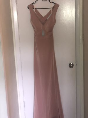 David's bridal Blush Dress Gown for Sale in Maitland, FL