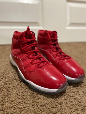 Win Like 96 Jordan 11's for Sale in Las Vegas, NV