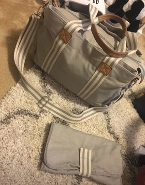 Pottery barn diaper bag for Sale in Portland, OR