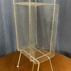 Mid Century Modern Telephone Stand w/ Magazine Rack for Sale in Los Angeles, CA