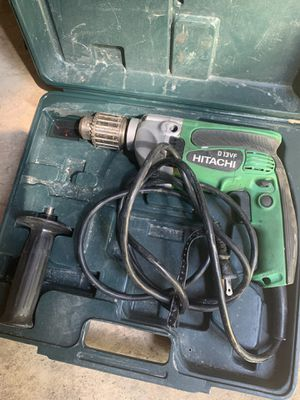 Hitachi mixing drill for Sale in Arvada, CO