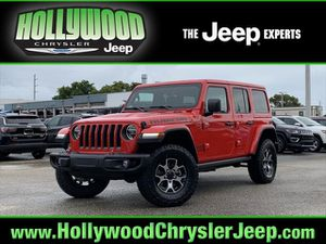2021 Jeep Wrangler for Sale in Hollywood, FL