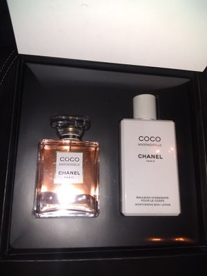 Coco Chanel Mademoiselle Gift Set *(brand new)* for Sale in Sacramento, CA