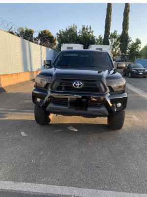 2013 SR5 Toyota Tacoma for Sale in Ontario, CA