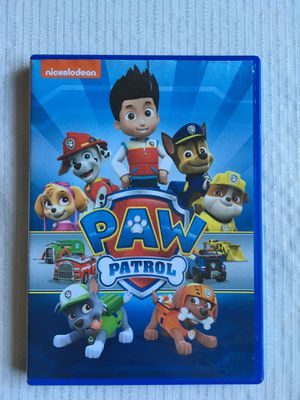 Paw Patrol DVDs for Sale in Issaquah, WA