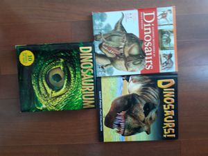 Dinosaurs Large Books for Sale in Revere, MA