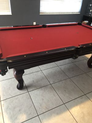 Pool Table for Sale in Cutler Bay, FL