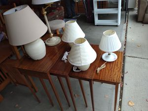 Lamps & Light bulbs for Sale in Arvada, CO