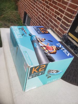 Intex Tacoma K2 Inflatable kayak for Sale in Landover, MD
