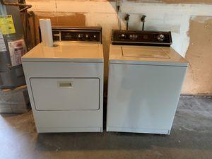 Washer & dryer working for Sale in Bellevue, WA