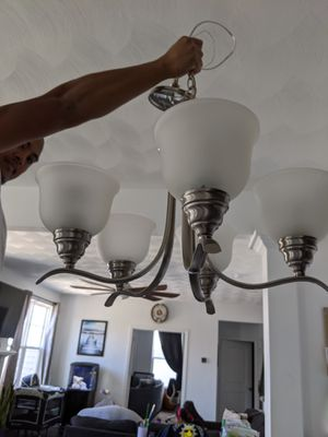 Dining room light for Sale in Chesapeake, VA