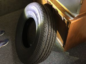New Trailer Tire (600 miles) for Sale in Cannon Falls, MN