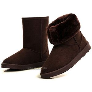 Brand new Women's snow boots Chocolate color Size 6 for Sale in Boca Raton, FL