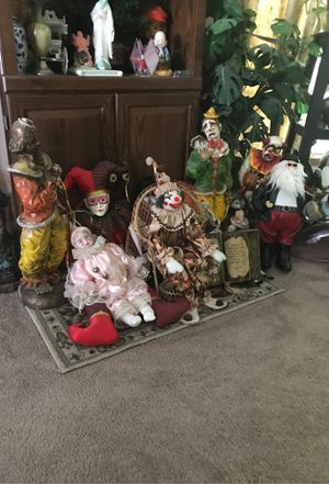 Various Clowns for Sale in Washington, PA