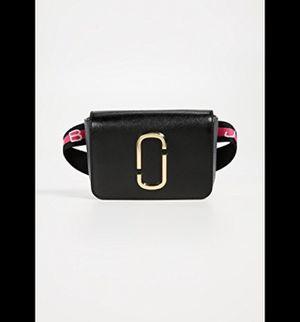 NWT Marc Jacobs Hip Shot Bag XS/S Black Purse for Sale in Chandler, AZ