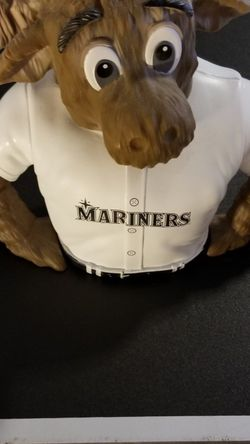 Seattle Mariners Moose Bank for Sale in Issaquah,  WA