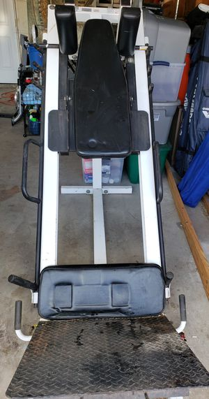 Parabody Serious Steel Exercise Machine Hack Squat for Sale in CORP CHRISTI, TX