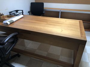 Solid walnut desks for Sale in Bellevue, WA