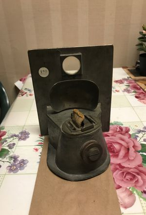 Antique US NAVY ships Oil lamp for Sale in Brooklyn, NY