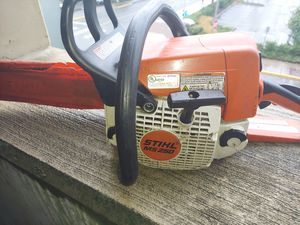 Stilhl ms250 chainsaw for Sale in Tacoma, WA