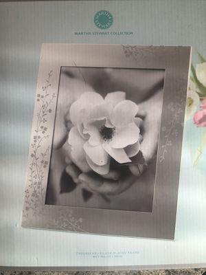 Martha Stewart wedding photo frame. for Sale in McKeesport, PA