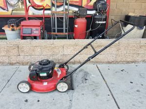 "20"" 125cc Yard Machine Gas Lawn Mower for Sale in Upland, CA"