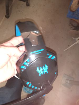 Gaming headphones (corded ) for Sale in Tucson, AZ