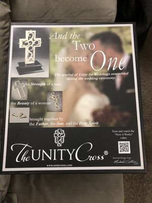 Unity Cross for wedding ceremony for Sale in San Diego, CA