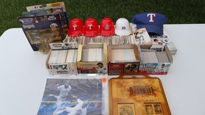 Baseball Cards & Memorabilia for Sale in Fort Worth, TX