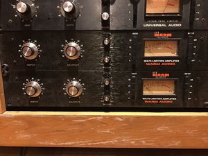Warm Audio WA76 compressor Pair for Sale in New York, NY