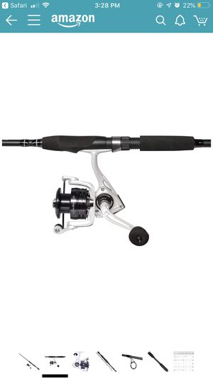 Fishing rod and Reel for Sale in Hawthorne, CA