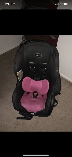 Evenflo car seat for Sale in Chicago, IL
