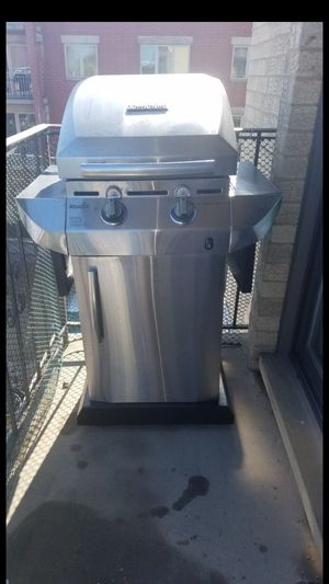 Char Broil 2-burner Gas Grill Stainless Steel Burners Infrared Technology for Sale in Schiller Park, IL