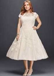 Wedding Dress. Oleg Cassini from David's Bridal for Sale in Tumwater, WA