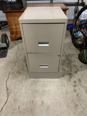 2-drawer filing cabinet for Sale in Lancaster, PA