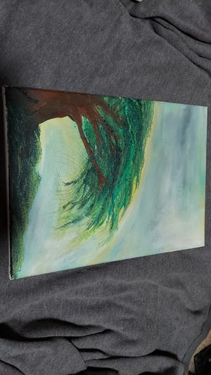 Tree Painting #1 for Sale in Davidsonville, MD