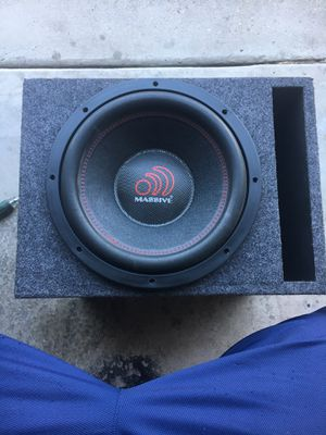 Massive audio comp speaker for Sale in Bingham Canyon, UT
