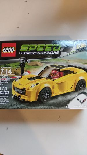 New Lego 75870 Speed Champions Chevrolet Corvette Z06 for Sale in Rockville, MD