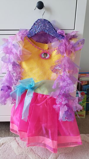 Fancy Nancy costume and accessories brand new for Sale in Pittsburgh, PA