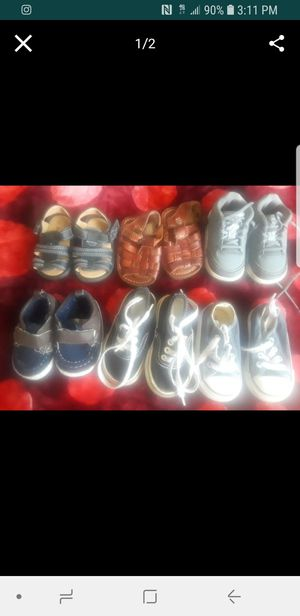 Baby boy clothes & shoes for Sale in Compton, CA