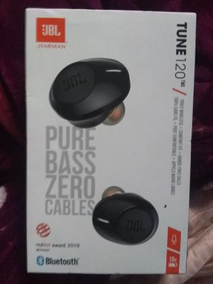 Jbl tune 120 earbuds for Sale in Los Angeles, CA
